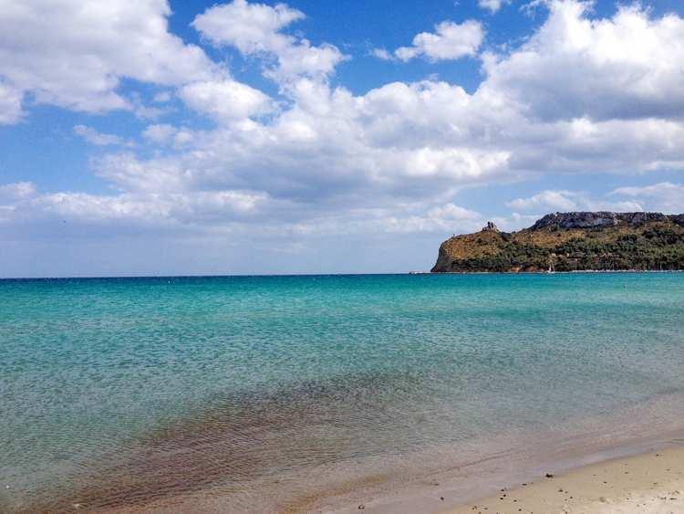 belle spiagge del sud della Sardegna
